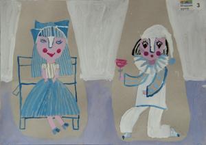 Голубина Екатерина, ДШИ № 63 г. Белово