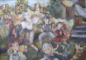 Гизатулина Елена - Деревенские тайны