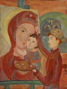Караваева Милена - Иконописец