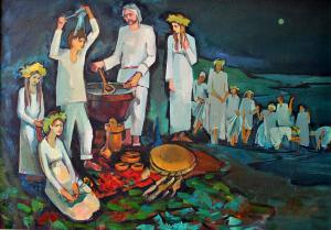 Судариков Арсений - Ночь на купала