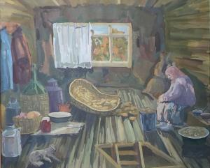 Старчикова Полина - На чердаке
