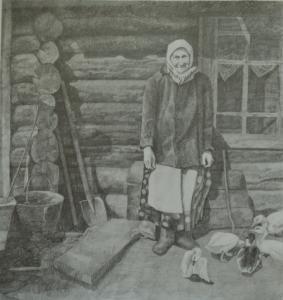 Кулагина Мария Бабушкин двор