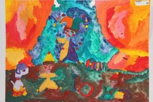12 Гупса Анна, Гурьевский рн, ДШИ 22, младшая группа