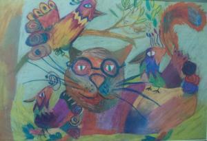 Кожина Майя - Кот ученый