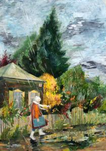 05 Бублик Вероника - Осенняя непогода