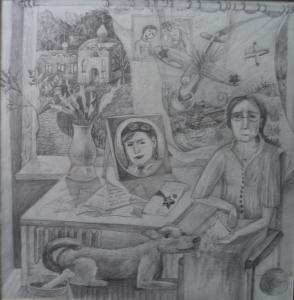 Чеботарёва Мария. Единственный