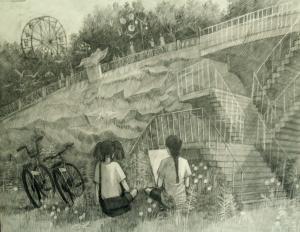 10 Поплевина Екатерина - На набережной