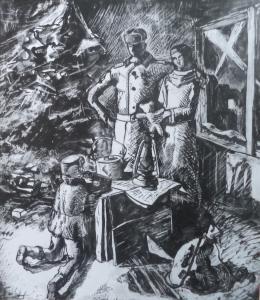 Порохин Никита. Новый 1942 год