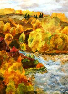 16 Пырсикова Надежда - Осень