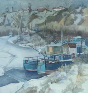 17 Довгенко Анастасия - На набережной